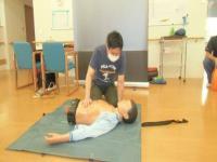 救命救急講習を受けました!!
